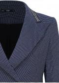 Vest túi viền xanh CB B351