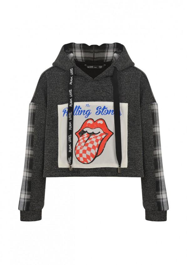 Áo nỉ TE Rolling Stones K202
