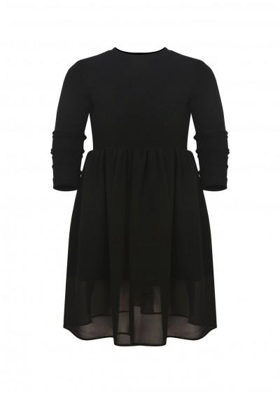 Váy TE cotton gấu xòe K605-G1