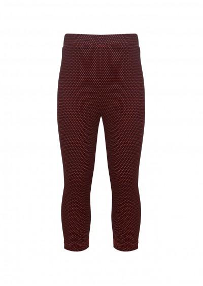 Quần legging BG đỏ CB K685-1
