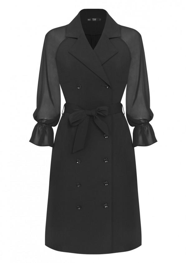 Váy cổ vest V472