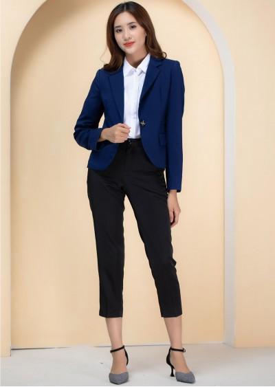 Vest rayon dài xanh TT B400-1