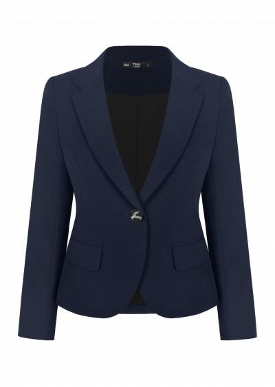 Vest rayon dài xanh TT đậm B401-1