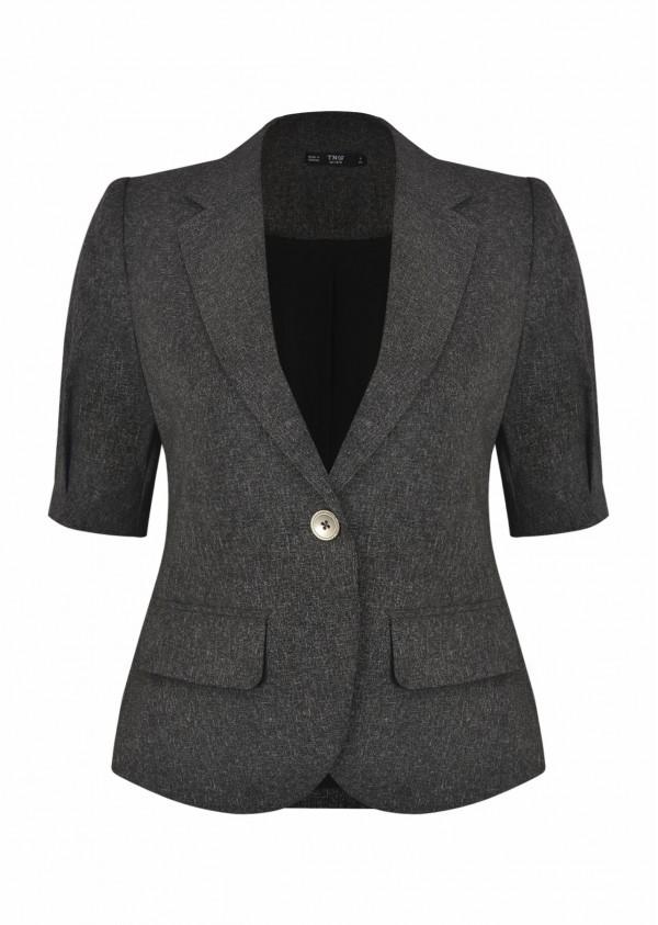 Vest nano đục lỗ ly tay B407