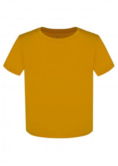 Phông cotton BG vàng K0120