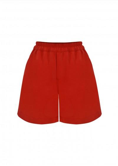 Sooc khaki BG đỏ K621-1