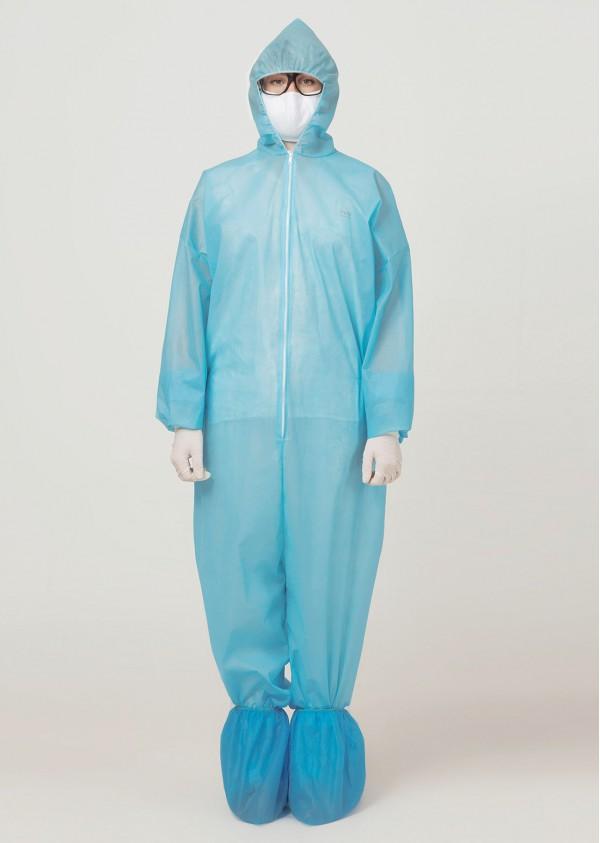 Bộ quần áo bảo hộ y tế phòng dịch Y0242