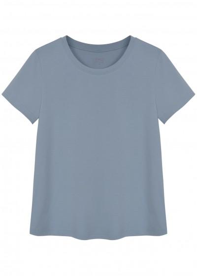 Phông cotton xanh P680
