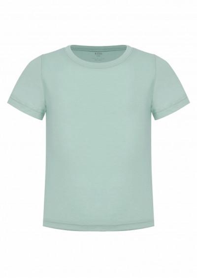 Phông cotton BG xanh K0121