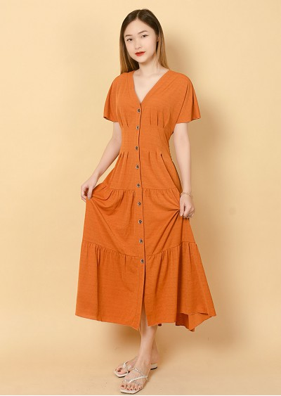Váy nhún eo V730