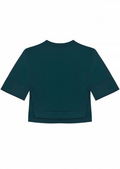 Phông cotton BG xanh lục K320-G