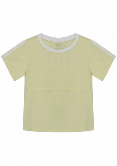 Bộ phông TE cotton viền cổ K349-G1