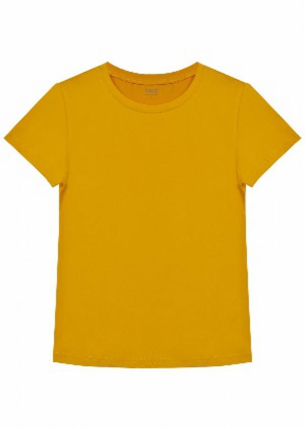 Phông cotton vàng P491