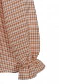 Áo rayon BG cổ trắng K715
