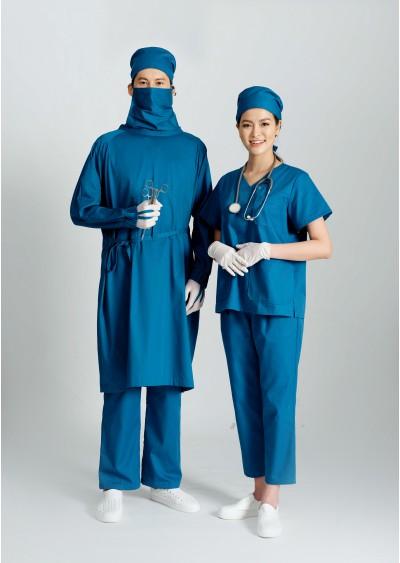 Trang phục của bác sĩ phẫu thuật, gây mê hồi sức Y0155