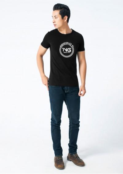 Phông nam đen TNG Originals E360-2