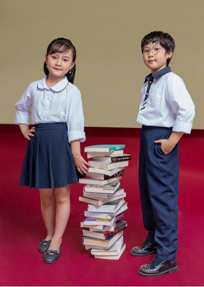 Đồng phục tiểu học Y0571