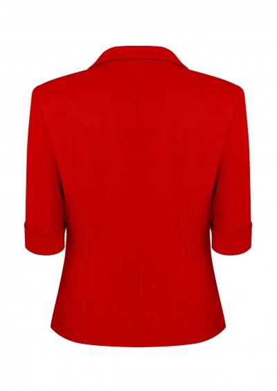 Vest tay lửng đỏ đô B663