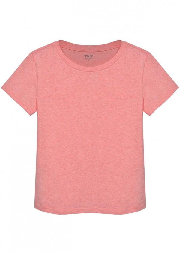 Phông cotton BG hồng K0083