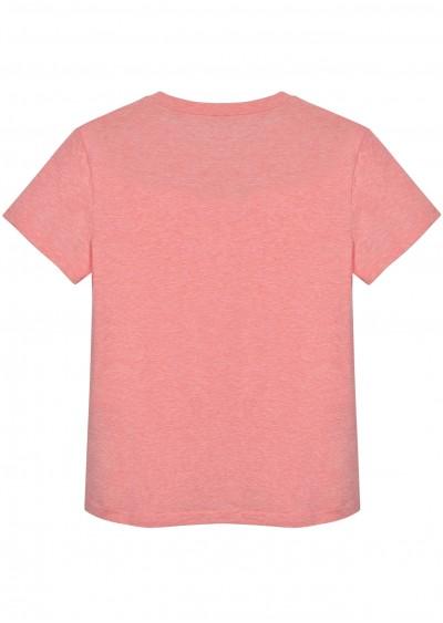 Phông cotton BG hồng K0083-G