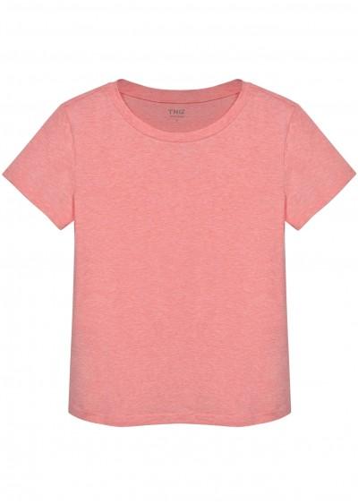 Phông cotton hồng P502