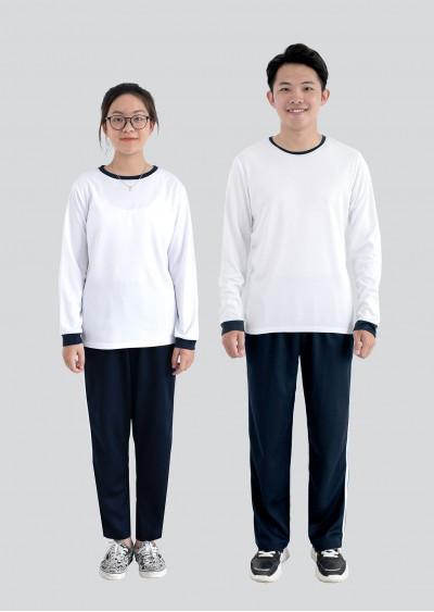 Đồng phục trung học phổ thông Y0553