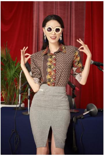 Bật mí thương hiệu thời trang khiến Quỳnh búp bê, Á hậu Thụy Vân chết mê