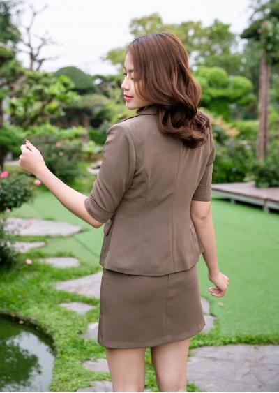 Vest hotex tay lỡ B649