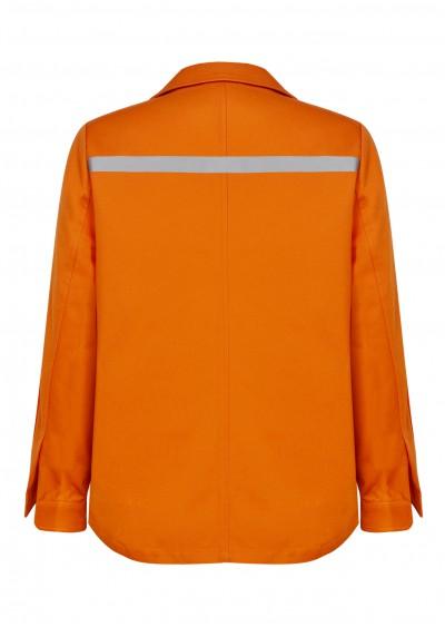 Bộ quẩn áo trang phục chống tĩnh điện nữ có dây phản quang Tsafe TA03