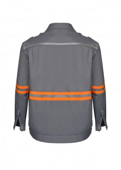 Quần áo trang phục công trường có dây phản quang TSAFE TU01