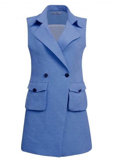 Vest gilê xanh ngọc B281-2