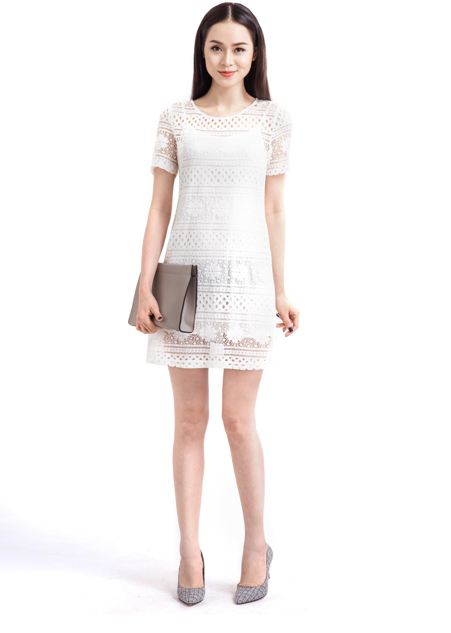 Váy ren TNG1119